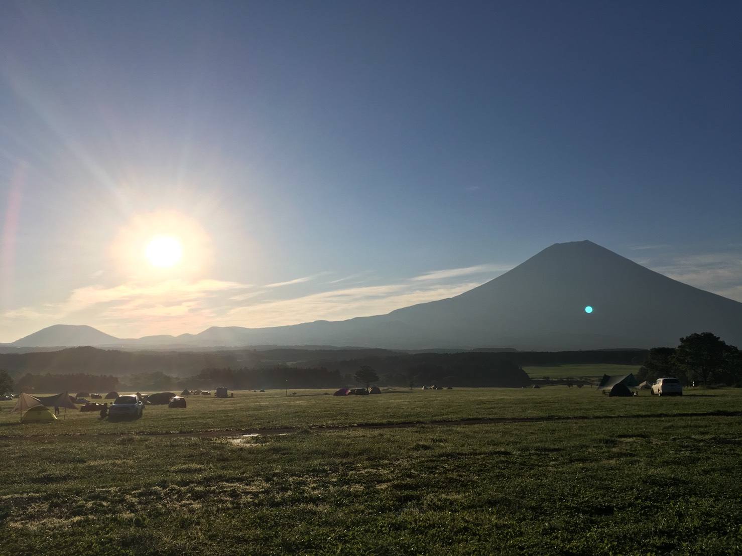 富士山 キャンプ 場 【完全版】富士山の見えるキャンプ場おすすめ23選!絶景を見るならこ...